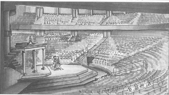 History Of The Stage