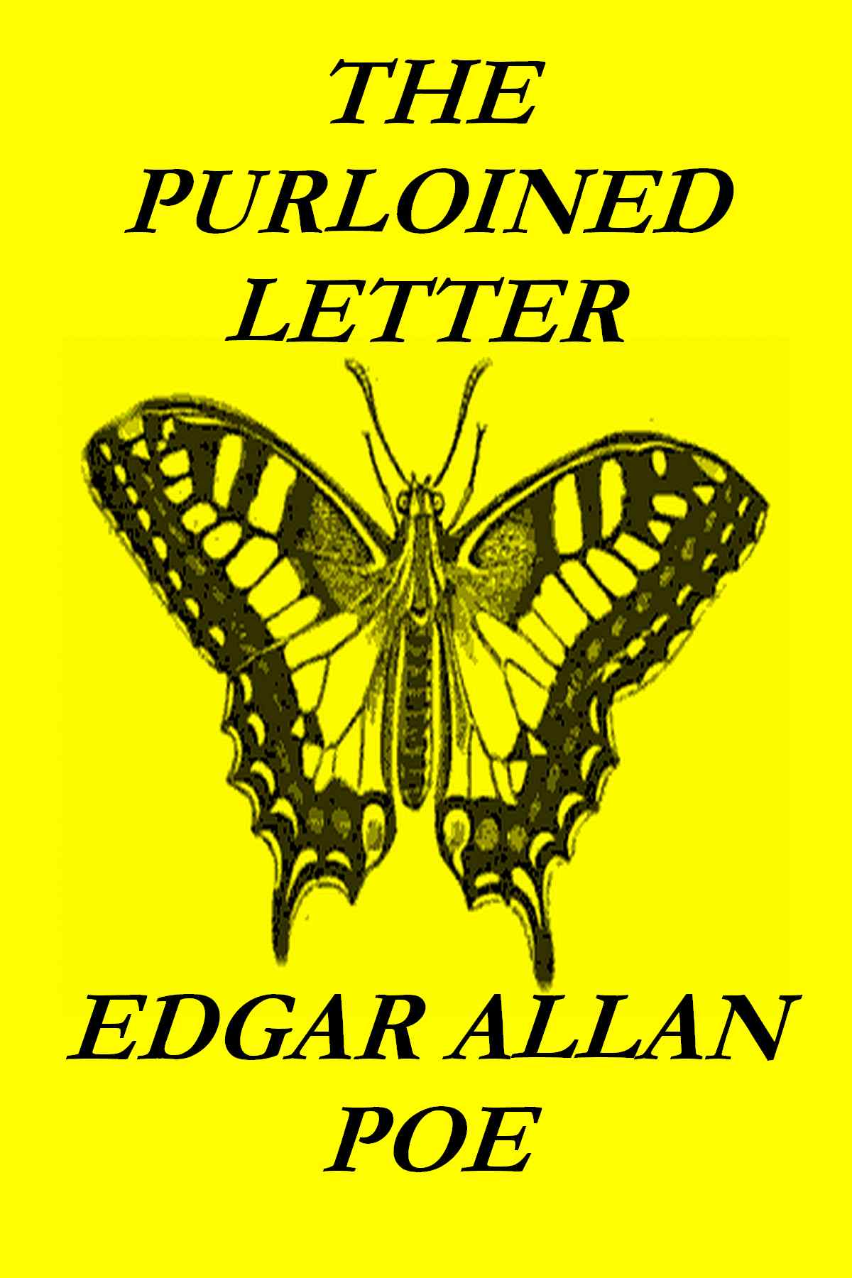 the purloined letter Now the special english program american stories our story today is called the purloined letter it was written by edgar allan poe poe is generally known for his.